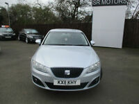 2011 Seat Exeo 2.0TDI DPF ( 143ps ) SE Tech(FULL LEATHER,SAT/NAV,HISTORY)