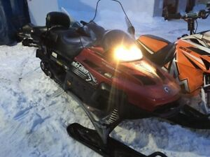 Ski-Doo Expedition TUV 600 SDI 2007