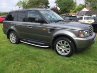 2008 Land Rover Range Rover Sport 2.7 TDV6 S 5dr Auto 5 door Estate