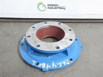 Surplus Hazleton Ph55a 18 Corrosion Resistant Slurry Pump Suction Head