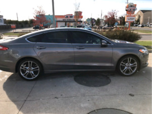 2013 ford fusion titanium,,,  sale or trade