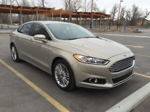 REDUCED 2015 Ford Fusion SE Ecoboost LOADED - NO GST