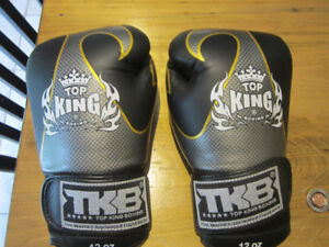 Top King Boxing Gloves 12 OZ brand New never used.
