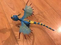 Stormfly 'how to train your dragon' action dragon toy with light up tongue