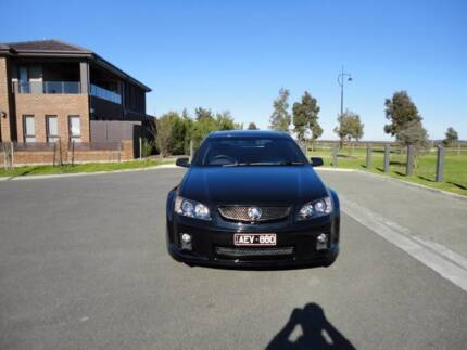 SS-V HOLDEN COMMODORE , RARE ONE WITH LOW KM ONLY. 52,700 KM Roxburgh Park Hume Area Preview