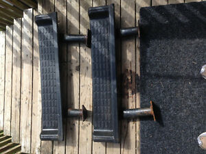Running Boards- Good Condition!