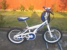 KIDS BOYS CHILDREN RACING 55 16 INCH WHEELS BIKE BICYCLE