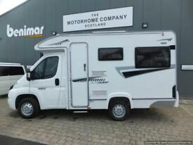 Autoquest 120 two berth motorhome for sale