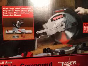 """10"""" compound miter saw"""