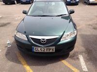 Mazda 6 Beautyfull car