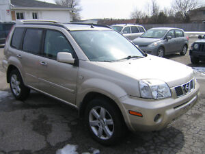 2006 Nissan X-trail LE SUV, 4X4 Cambridge Kitchener Area image 3