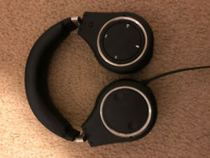 Polk Audio ULTRA FOCUS 8000 Wired Noise Cancelling Headphones