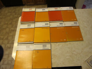 J.I.Case Operator Manuals Loader,Uni-Loader,Backhoe,Crawler