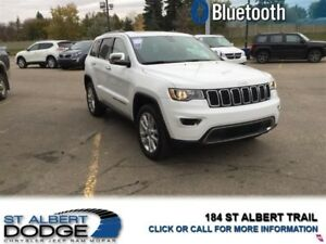 2017 Jeep Grand Cherokee Limited   | HEATED LEATHER | BACK CAM |
