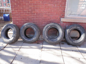 265  75   R16   BF Tires
