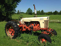 Tractor: Case 730