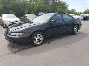 2002 Pontiac Grand Prix GT *** LOW KM,Power Opts, AC, Cruise ***