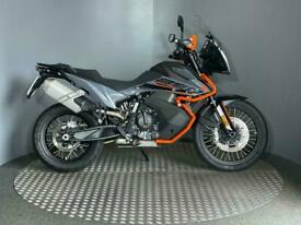 KTM 890 ADVENTURE 2021 71 Plate with only 886 miles + many extra's