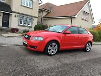 2004 Audi A3 FSI...Full service...only 2owners...Only 64K miles... 1yearMOT