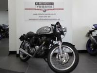 1958 NORTON 600 DOMINATOR CAFE RACER, RECENT RESTORATION GREAT USUABLE CLASSIC