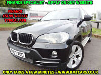 2007 BMW X5 3.0d auto SE - 70500mls - KMT Cars