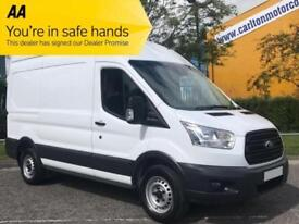 2014/ 14 Ford Transit 350 Mwb High Roof L2H3 2.2TDCi 155ps + A/C Panel Van RWD