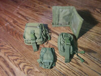 Paintball / Airsoft Gear and pouches