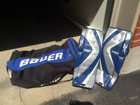SAC DE HOCKEY BAUER