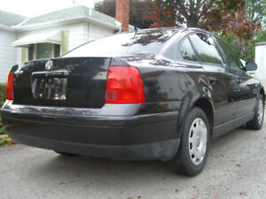 1999 Volkswagen Passat 5 speed