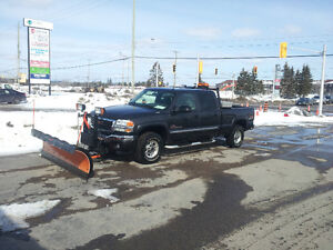 8' Arctic Snow Plow for GM
