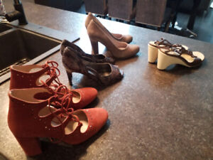 Womens size 7.5 shoes