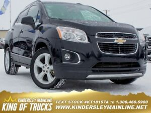 2015 Chevrolet Trax LTZ  - Heated Seats -  Bluetooth