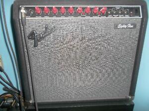 Ampli Fender pour guitare