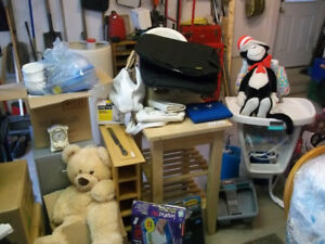Garage Sale - Something for everyone - Weather Permitting!