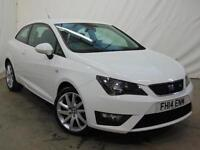 2014 SEAT Ibiza TSI FR Petrol white Manual