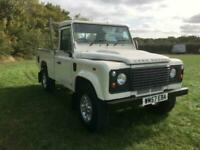 2008 Land Rover Defender LWB Pick Up 1 PLC Company Owner Very Good Condition