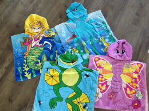 Kids Towels X4