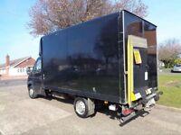 Man and van ,man with van ,Luton van available on short notice 24/7