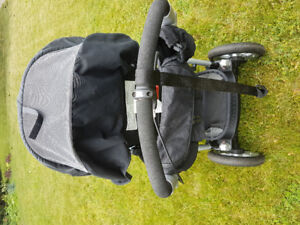 Peg Perego GT3  3-wheel baby stroller mint condition