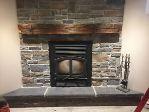 Custom Barn Wood Mantels and Other!