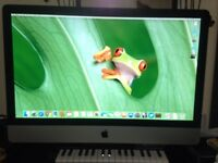 Apple iMac core i7 2.8Ghz 12gb 1TB