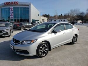 2015 Honda Civic EX Extended Warranty Until 200,000 Km