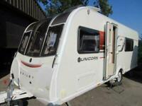 2015 Bailey Unicorn Madrid - 4 Berth touring caravan