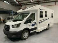Rimor Evo 77 6 Berth 5 Belts Low Line Motorhome LHD