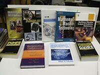 Technical books for sale