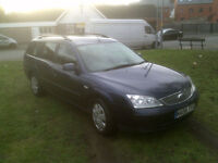 Ford Mondeo 2.0TDCi 130 2004.25MY LX