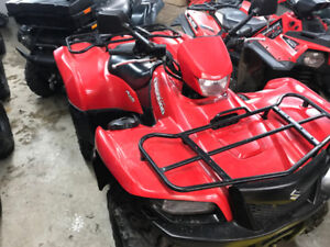 2006 SUZUKI 700 KINGQUAD ( WE FINANCE )