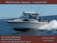 50% OFF Spring 2017 Salmon/Cod Fishing Trip - $650 for up to 4 p
