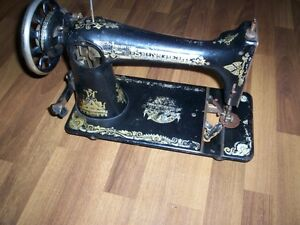 1915 singer sewing machine