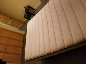 Mattress and box spring!!!